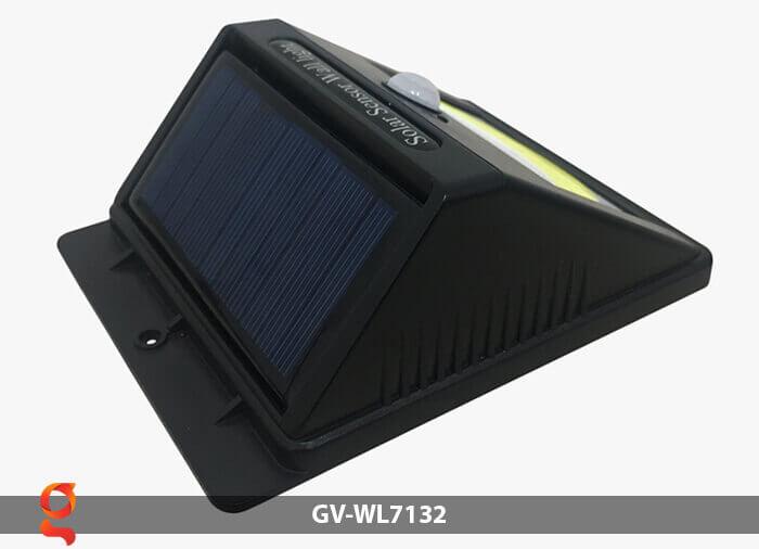 Đèn tường cảm biến năng lượng mặt trời GV-WL7132 4
