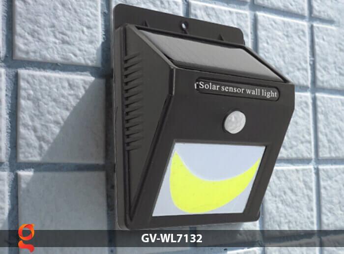 Đèn tường cảm biến năng lượng mặt trời GV-WL7132 7