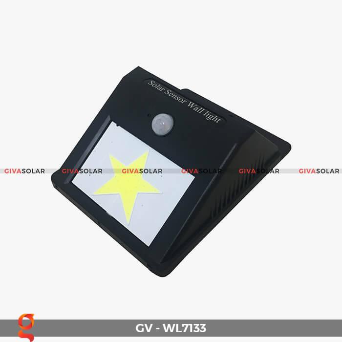Đèn ốp tường cảm biến năng lượng mặt trời GV-WL7133 2