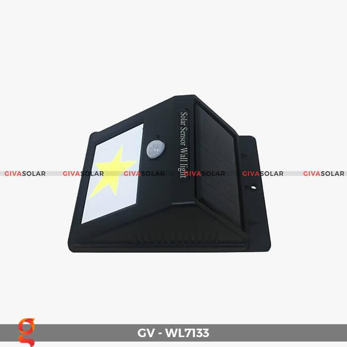 Đèn ốp tường cảm biến năng lượng mặt trời GV-WL7133 3