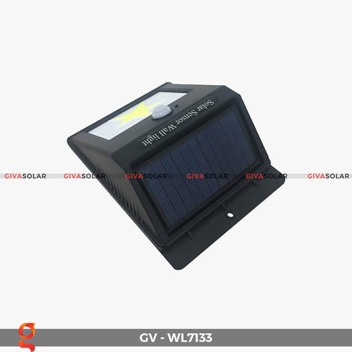 Đèn ốp tường cảm biến năng lượng mặt trời GV-WL7133 4