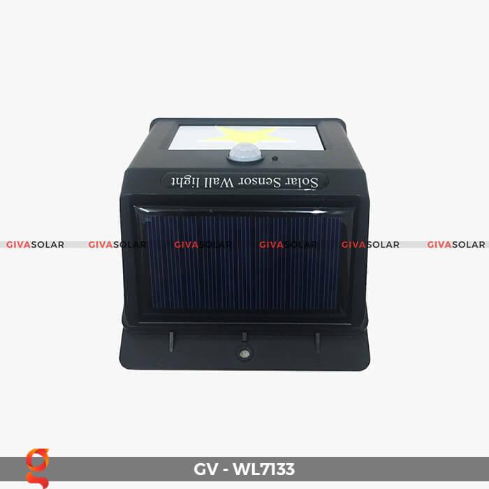 Đèn ốp tường cảm biến năng lượng mặt trời GV-WL7133 5
