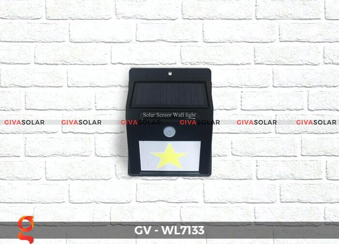 Đèn ốp tường cảm biến năng lượng mặt trời GV-WL7133 7