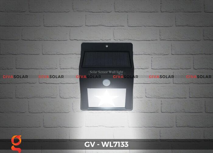 Đèn ốp tường cảm biến năng lượng mặt trời GV-WL7133 8