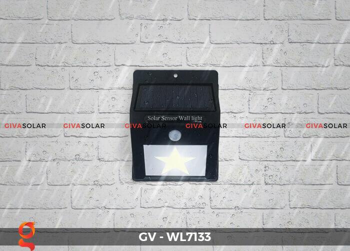 Đèn ốp tường cảm biến năng lượng mặt trời GV-WL7133 9