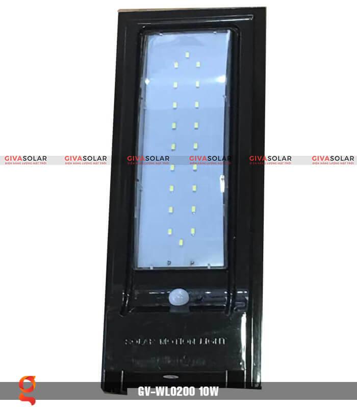 Đèn ốp tường năng lượng mặt trời GV-WL0200 10