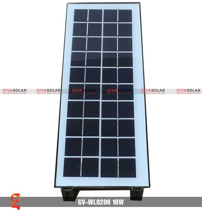 Đèn ốp tường năng lượng mặt trời GV-WL0200 11
