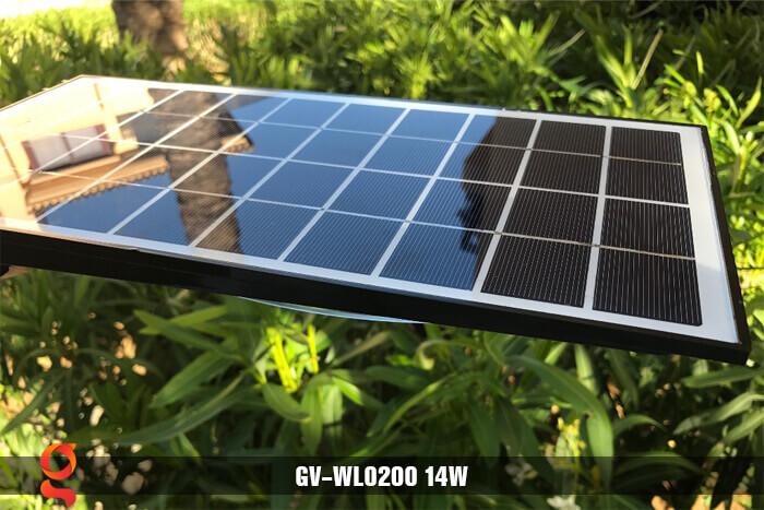 Đèn ốp tường năng lượng mặt trời GV-WL0200 14