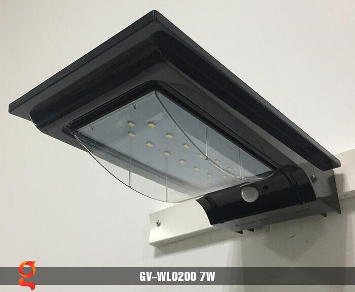 Đèn ốp tường năng lượng mặt trời GV-WL0200 8