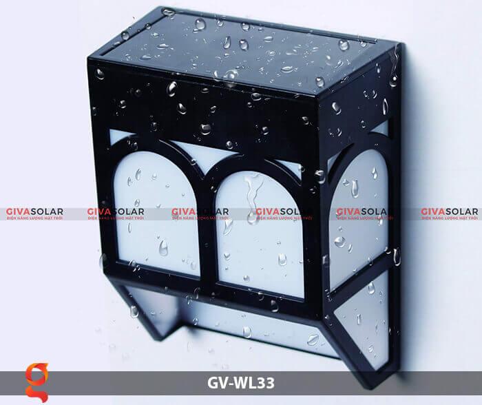 Đèn ốp tường năng lượng mặt trời GV-WL33 11