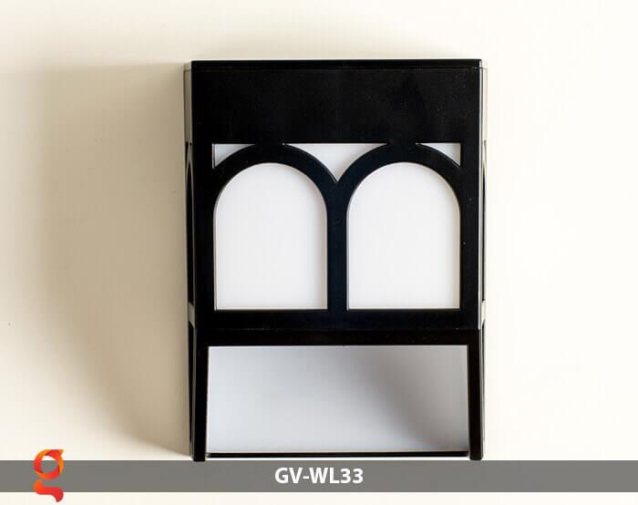 Đèn ốp tường năng lượng mặt trời GV-WL33 13