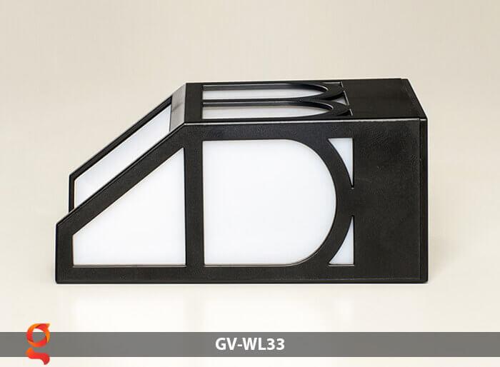 Đèn ốp tường năng lượng mặt trời GV-WL33 14