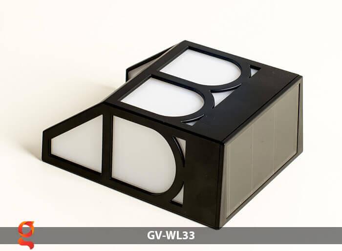 Đèn ốp tường năng lượng mặt trời GV-WL33 15
