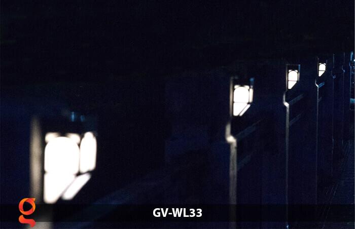 Đèn ốp tường năng lượng mặt trời GV-WL33 7