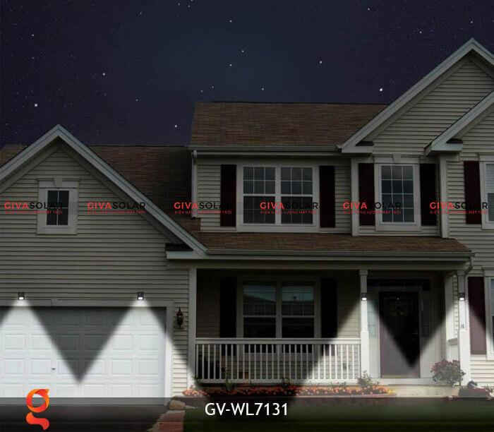 Đèn ốp tường năng lượng mặt trời GV-WL7131 10