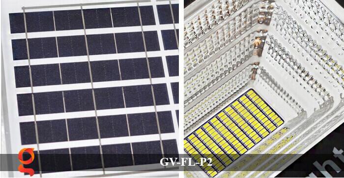 Đèn pha sử dụng năng lượng mặt trời GV-FL-P2 14