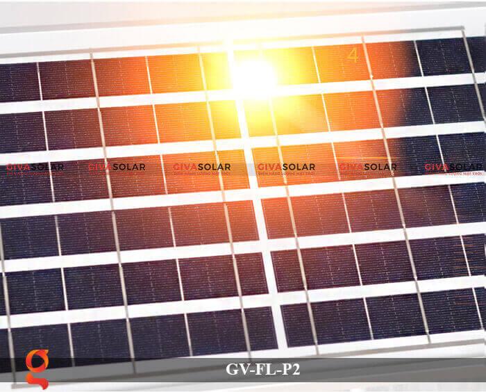 Đèn pha sử dụng năng lượng mặt trời GV-FL-P2 15