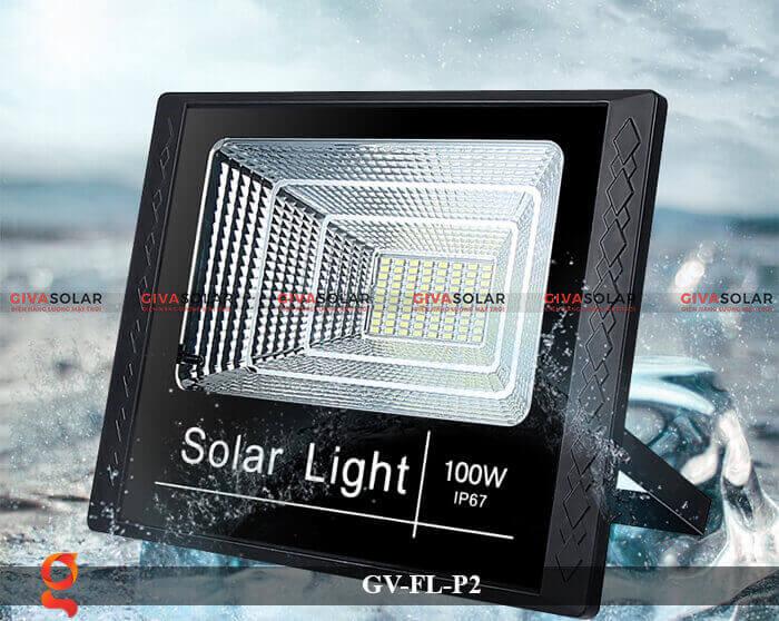 Đèn pha sử dụng năng lượng mặt trời GV-FL-P2 5