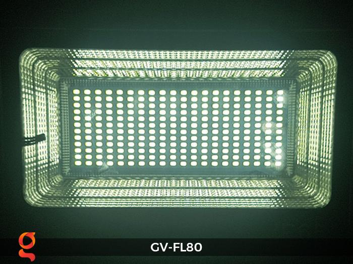 Đèn pha năng lượng mặt trời GV-FL80 80w 12