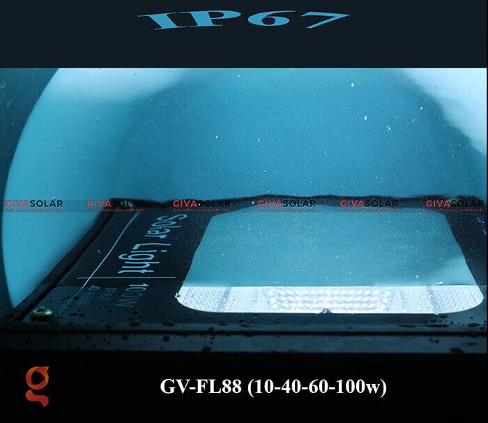 Đèn pha Led năng lượng mặt trời GV-FL88 17