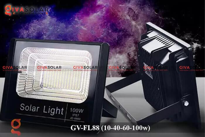 Đèn pha Led năng lượng mặt trời GV-FL88 7