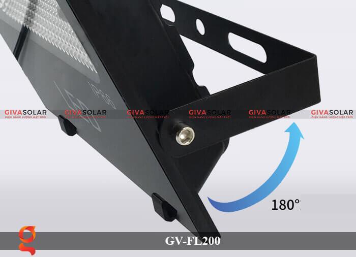 den led pha nang luong mat troi GV-FL200 13