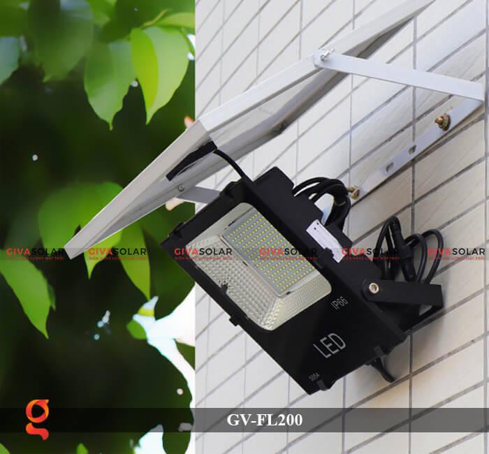 den led pha nang luong mat troi GV-FL200 2