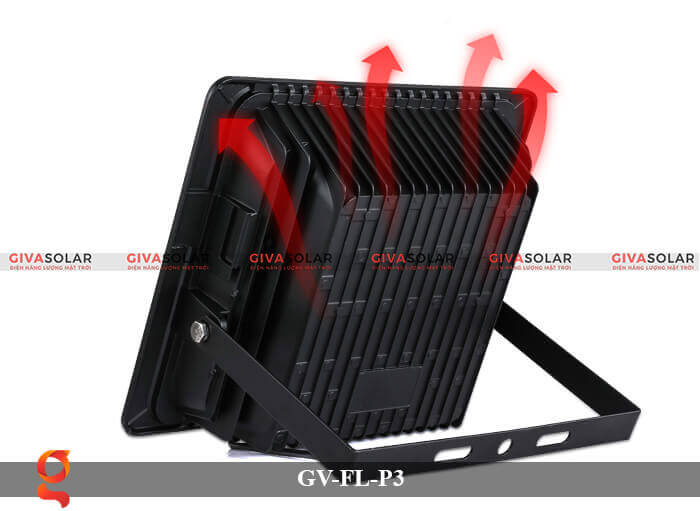 Đèn pha cảm biến năng lượng mặt trời GV-FL-P3 14