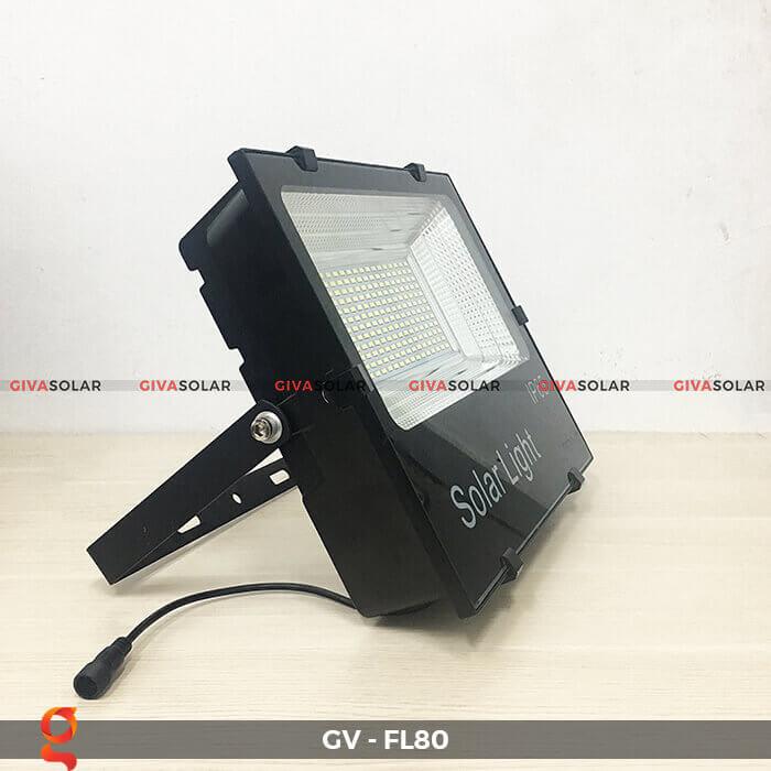 Đèn pha năng lượng mặt trời GV-FL80 2