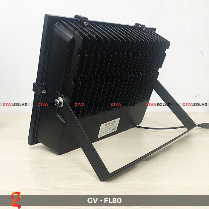 Đèn pha năng lượng mặt trời GV-FL80 4