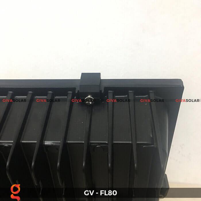 Đèn pha năng lượng mặt trời GV-FL80 6