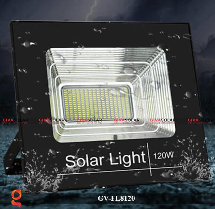 Đèn LED pha năng lượng mặt trời GV-FL8120 6