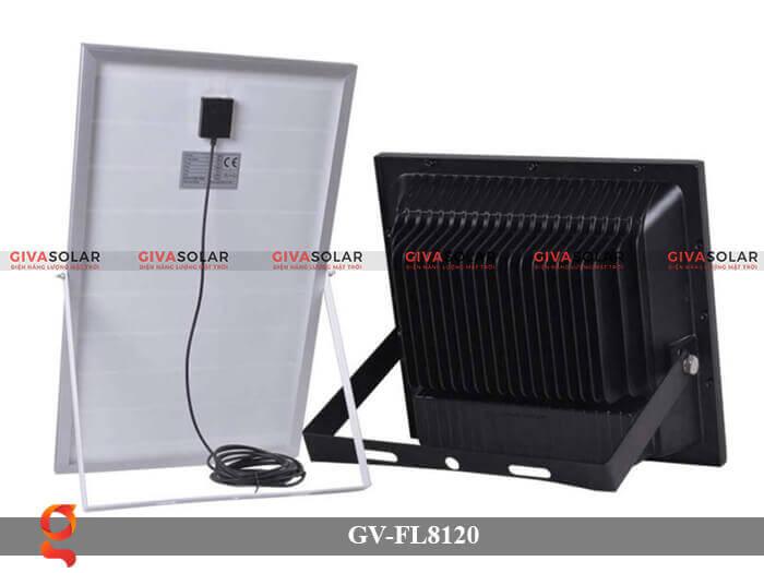 Đèn LED pha năng lượng mặt trời GV-FL8120 7
