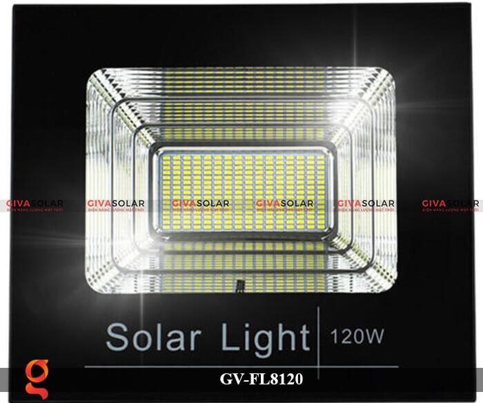 Đèn LED pha năng lượng mặt trời GV-FL8120 9