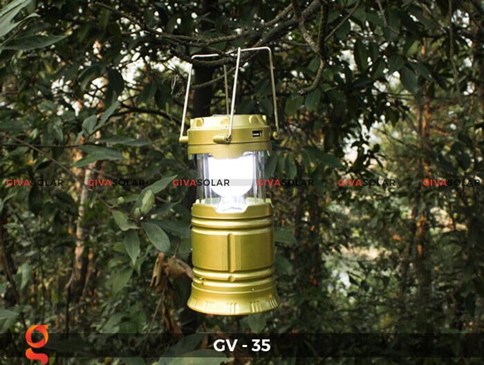 Đèn Pin năng lượng mặt trời GV-HL35 4