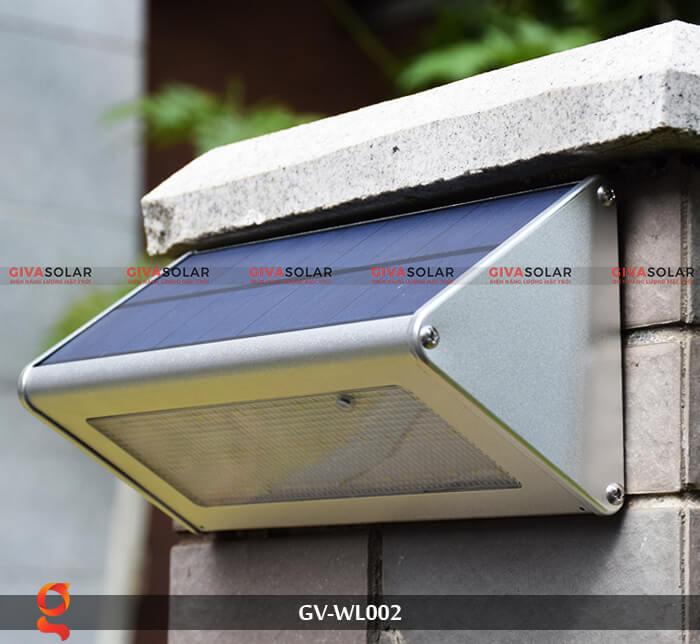 Đèn Led treo tường năng lượng mặt trời GV-WL002 11