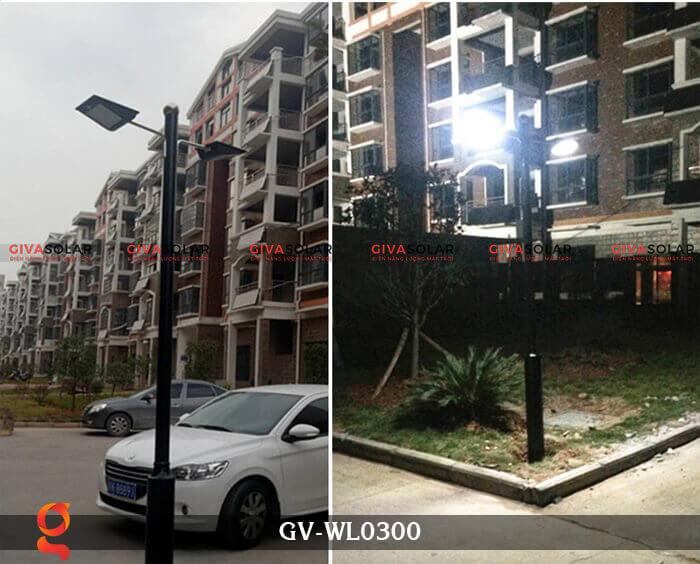 Đèn treo tường năng lượng mặt trời GV-WL0300 13