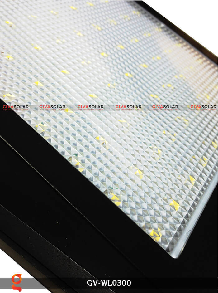 Đèn treo tường năng lượng mặt trời GV-WL0300 14