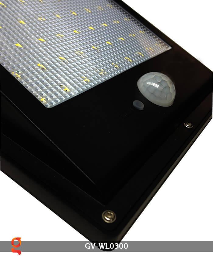 Đèn treo tường năng lượng mặt trời GV-WL0300 15