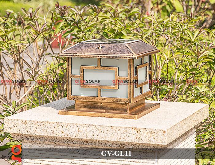 Đèn trụ cổng năng lượng mặt trời GV-GL11 13