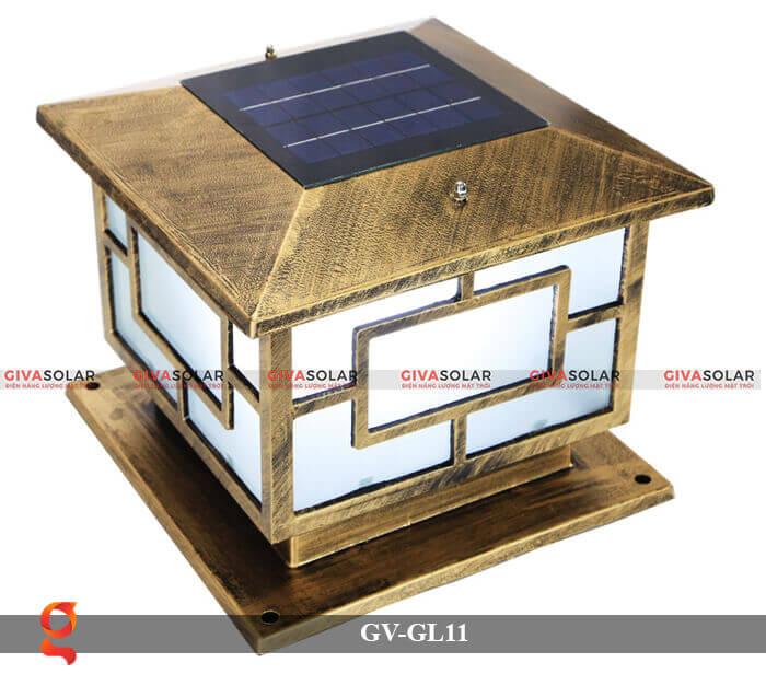Đèn trụ cổng năng lượng mặt trời GV-GL11 17