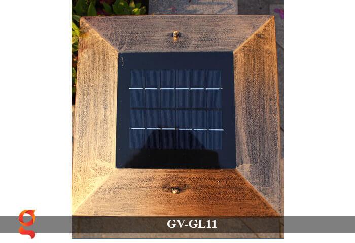 Đèn trụ cổng năng lượng mặt trời GV-GL11 18