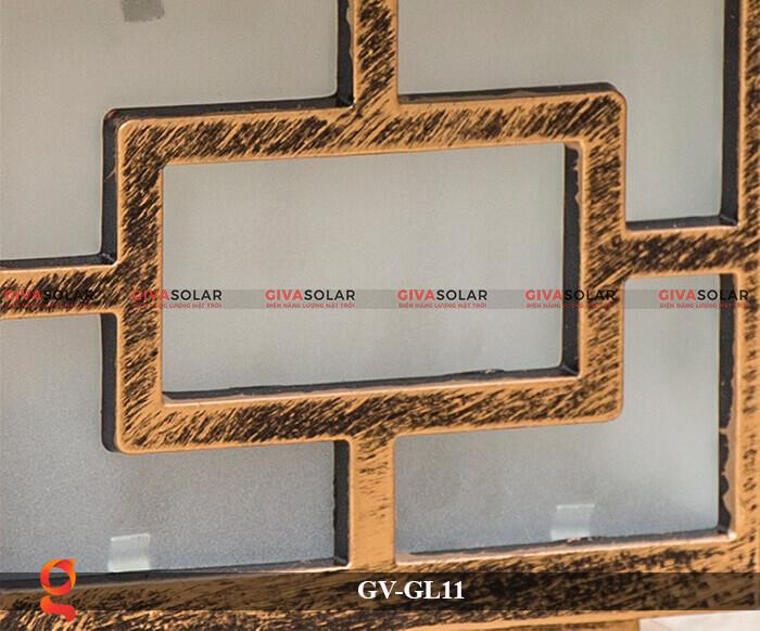 Đèn trụ cổng năng lượng mặt trời GV-GL11 19