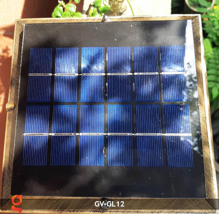 Đèn cổng năng lượng mặt trời GV-GL12 11