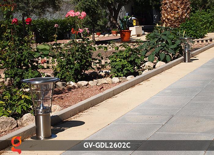 Đèn lối đi năng lượng mặt trời GV-GDL2602C 10