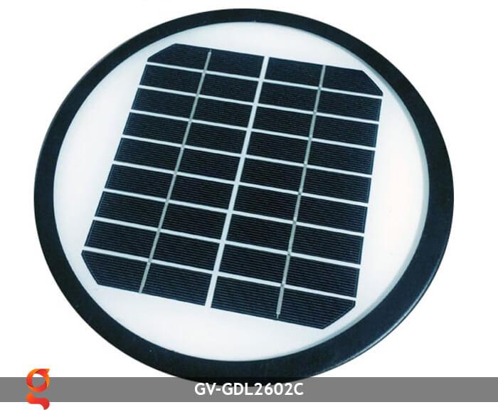 Đèn lối đi năng lượng mặt trời GV-GDL2602C 7