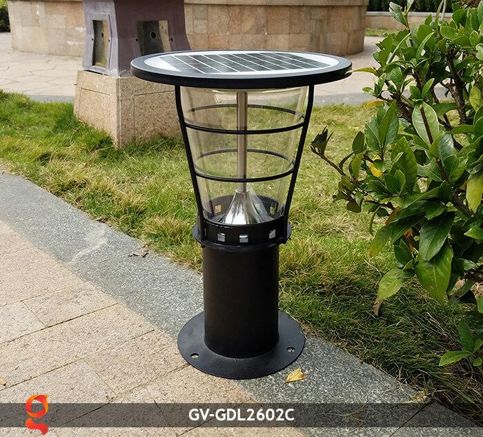 Đèn lối đi năng lượng mặt trời GV-GDL2602C 8