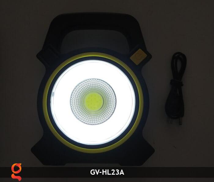 Đèn xách tay năng lượng mặt trời GV-HL23A 13