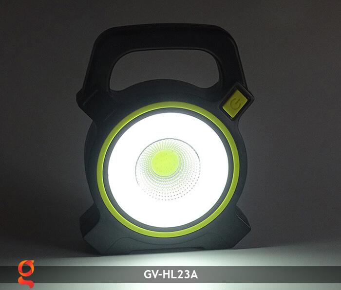 Đèn xách tay năng lượng mặt trời GV-HL23A 14