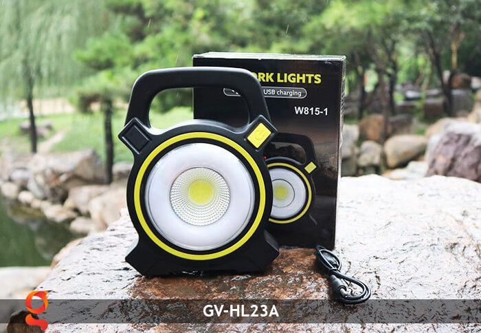 Đèn xách tay năng lượng mặt trời GV-HL23A 16